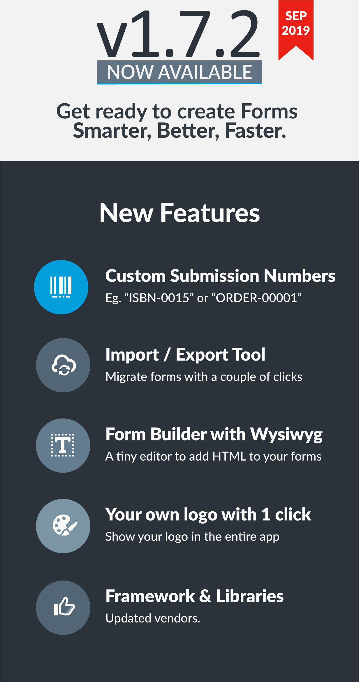 Easy Forms v1.7.2 released